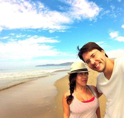 Treetops Bungalows: Playa Blanca
