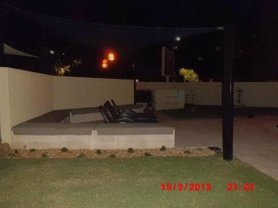 Zenith Apartments: Night View