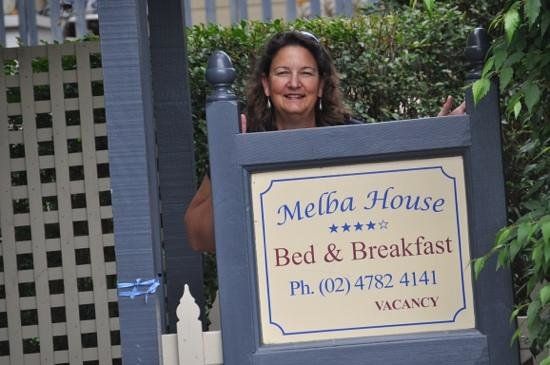 ‪‪Melba House Boutique Bed & Breakfast‬: melba house‬
