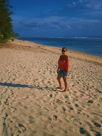 Manuia Beach Resort: .