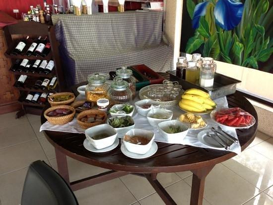 Chaweng Bay View Resort: Frühstücks Buffet