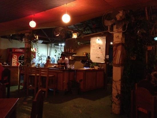 Terrazzo Ristorante & Bar : il terrazo