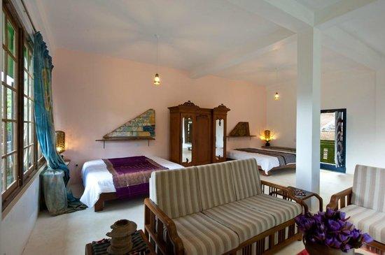Kandy Samadhi Centre: knukles pavilion suite