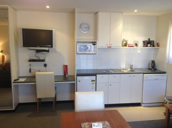 أولد وولستور أبارتمينت هوتل: Studio Apartment, Level 8