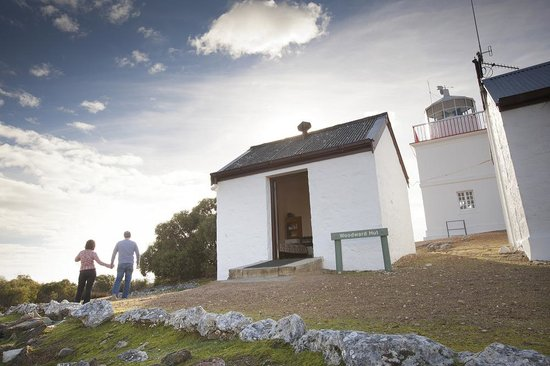 Cape Borda Lighthouse Keepers Heritage Accommodation: Woodward Hut