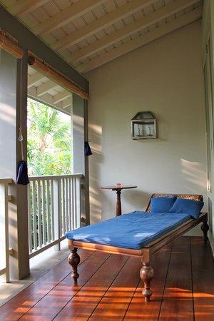 Amangalla: Verandah garden room