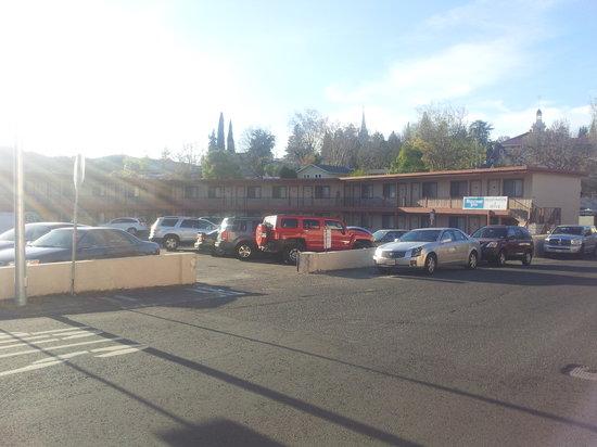 Rodeway Inn Sonora: Street View