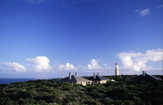 Cape du Couedic Lighthouse Keepers Heritage Accommodation: Cape du Couedic Lighthouse Keeper's Cottages