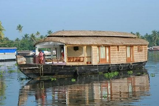 Houseboat from Motty's Homestay