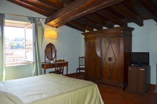 Hotel Palazzo Guadagni: my room