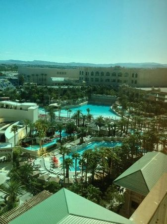 Mandalay Bay Resort & Casino: view from room