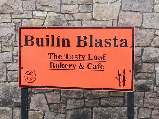 Builin Blasta : The Sign of Good Food
