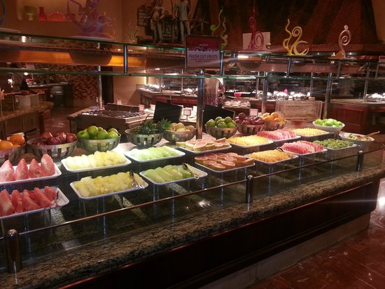 Atlantis, The Palm: Food lovers paradise