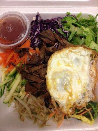 Cham Cham Korean BBQ