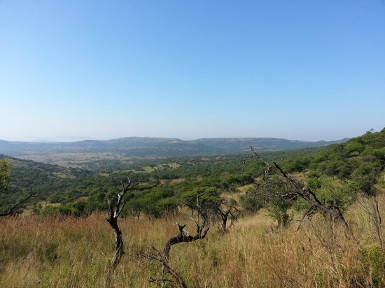 Lions Valley Lodge Private Game Reserve: Beautiful valley