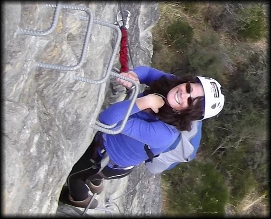 Climbing Queenstown: on the Via Ferrata with Queenstown climbing