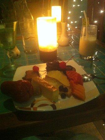 Zico's Brazilian Grill and Bar: Sobremesa