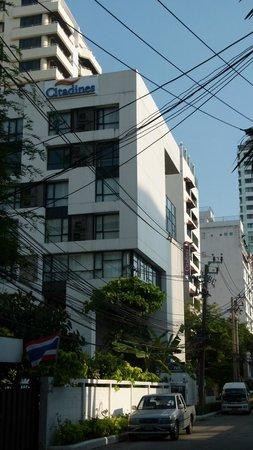 Citadines Sukhumvit 8 Bangkok: Citadines Sukhumvit 8 exterior