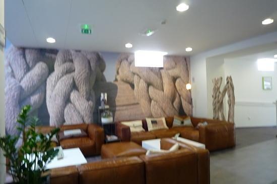 Ibis Styles Quiberon Centre : salon de reception