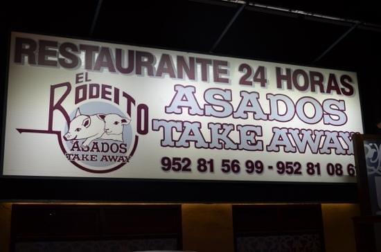 El Rodeito : 24h open