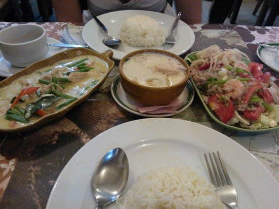Sabai Sabai: Delish meal
