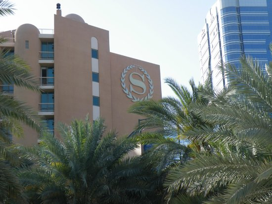 Sheraton Abu Dhabi Hotel & Resort: Find of the year