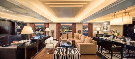 Fairmont Cairo, Nile City : Presidential Suite Lounge