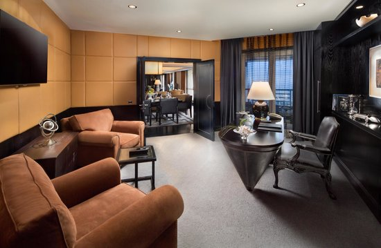 Fairmont Nile City : Diplomatic Suite - Office