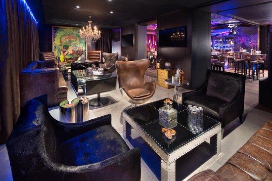 Fairmont Nile City : O Bar Lounge