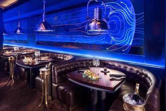 Fairmont Cairo, Nile City: O Bar