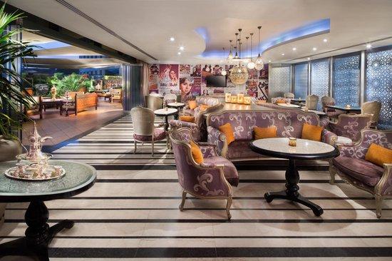 Fairmont Nile City : Bab El Nil Restaurant