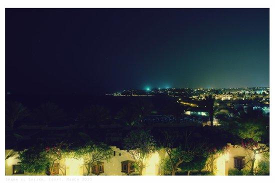 Domina Coral Bay Sultan: Вид из номера