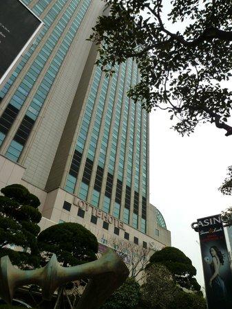 Lotte Hotel Busan: Lotte Hotel