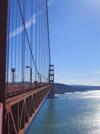 Golden Gate Bridge: Golden Gate