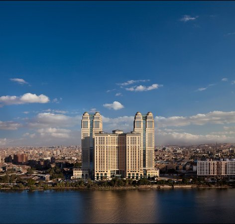 Fairmont Nile City by Day
