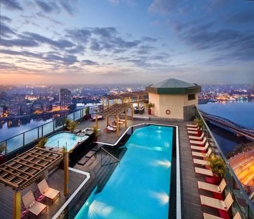 Fairmont Nile City: Sky Pool