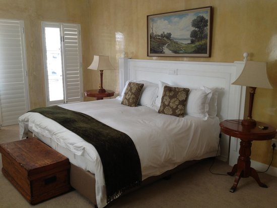 Leighwood Lodge: Bed