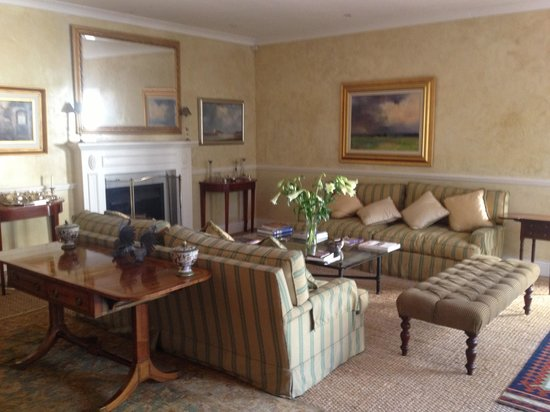 Leighwood Lodge : Lounge