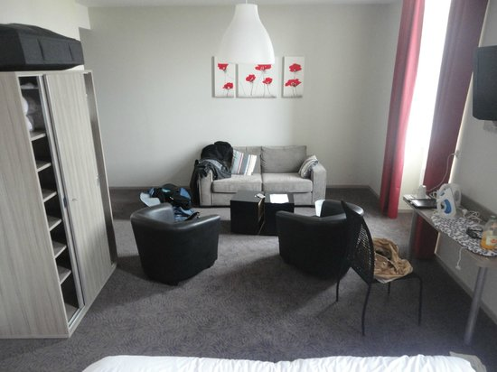 Hotel Le Connetable : chambre 112