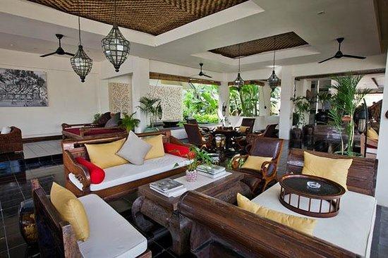 The Breezes Bali Resort & Spa: The Breezes Bali Lounge Area