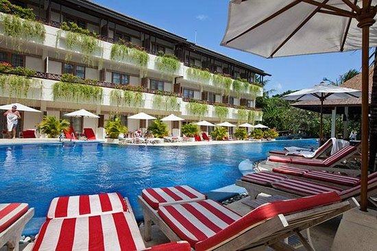 The Breezes Bali Resort & Spa: The Breezes Bali - Pool Area
