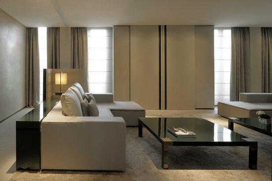 Presidential suite foto di armani hotel milano milano for Hotel armani milano