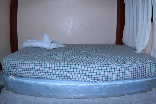 George Guest House: The mattress
