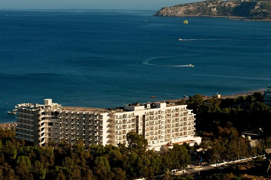Pegasos Beach Hotel: Our new wing ready for the following season 2013