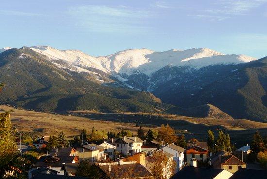 Les Cariolettes: Panorama exceptionnel sur les Pyrénées