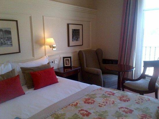 Hotel de Londres y de Inglaterra: room 306