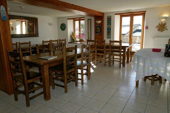 Les Cariolettes: Salle à manger