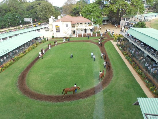 ‪Bangalore Turf Club Race Course‬