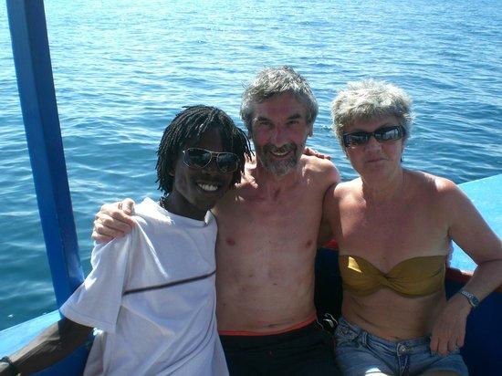 Watamu Beach: safari blu con Onesmus
