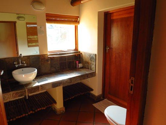 Leokwe Camp - Mapungubwe National Park: Bathroom